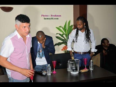 CONFERENCE DE PRESSE FESTIVAL KONPA DIMANCHE 14 JUIN 2015 AU DOCK PULLMAN
