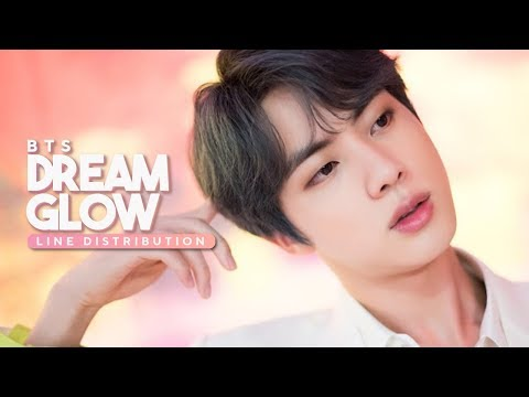 BTS Ft. Charli XCX - Dream Glow (BTS World OST) // Line Distribution