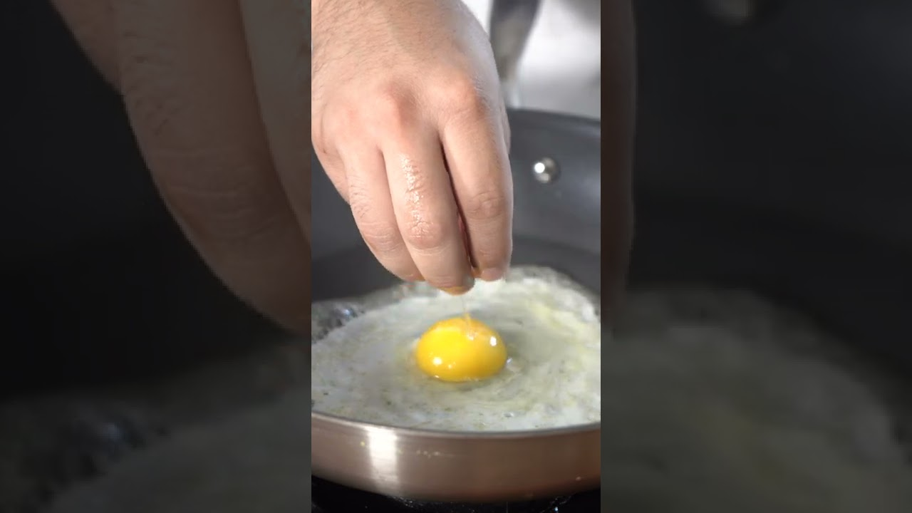 You're Cooking Eggs Wrong (acooknamedmatt Throwback)