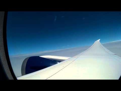 British Airways / B787 DREAMLINER/ Takeoff in Incheon Intl. Airport South Korea / 06.2015