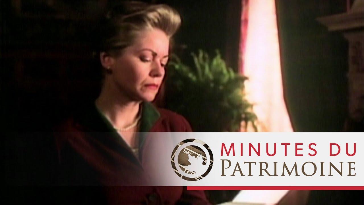 Minutes du patrimoine : Pauline Vanier