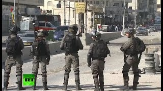 Protests against US decision to recognize Jerusalem as Israel's capital continue in West Bank