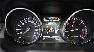 Одна из причин возникновения ошибки о неисправности АКПП на Range Rover Evoque 2,2 Ленд Ровер Эвок 2 cмотреть видео онлайн бесплатно в высоком качестве - HDVIDEO