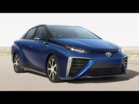 Toyota Mirai 2019 Car Review
