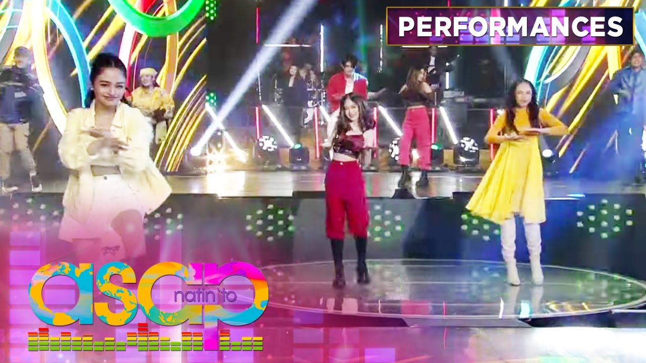 Download Kapamilya dance idols move & groove on the ASAP dance floor | ASAP Natin 'To