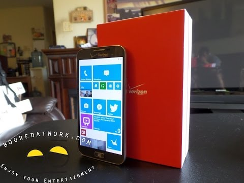 Samsung ATIV SE Unboxing & First Impressions