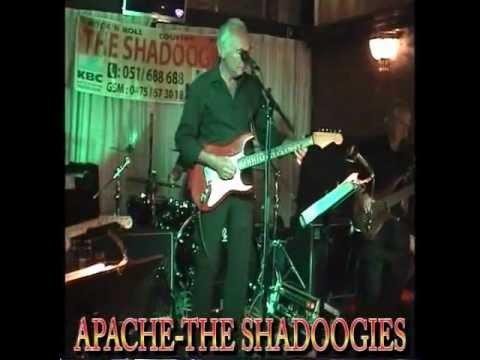 APACHE - THE SHADOOGIES -  De Hoogklimmer - Denekamp Undercover 2011