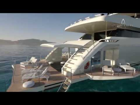 Wider Yachts in Indonesia Yacht Show 2014