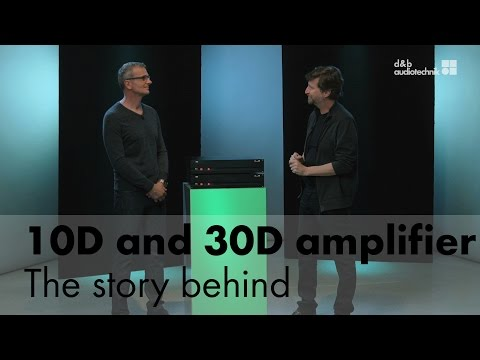 10d And 30d Installation Amplifiers The Story Behind