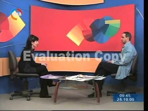 Armenian painter Arthur Gabrielyan at studio Gala (2nd part)
