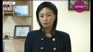 Химическую кастрацию в Казахстане будут проводить в психиатрических клиниках (19.11.18)
