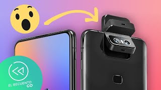 Asus SORPRENDE con cámara giratoria de Zenfon 6 | El Recuento Go