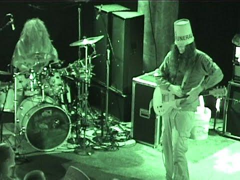 Buckethead: The Great American Music Hall - San Francisco, CA 2/25/06 (Part 1)