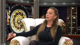 Lüset Kohen Fins, Dr. Şenay Yangel'in Konuğu Oldu