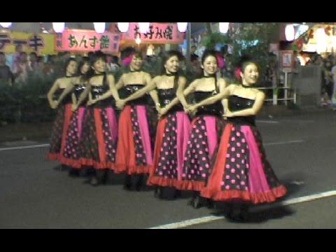 「TOKYO ROUGE」 大塚阿波踊り 2015.8.22