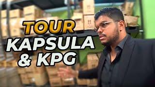 Tour pela Kapsula e o Grupo KPG!