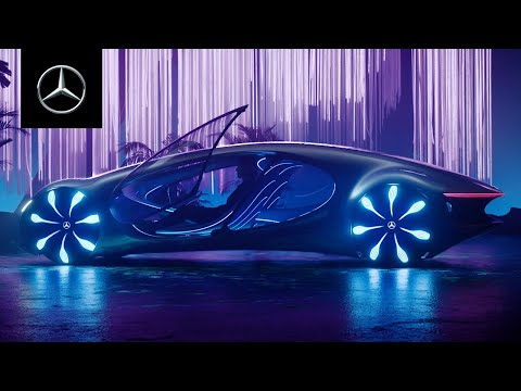 Mercedes-Benz VISION AVTR: The Vision of Tomorrow's Next Big Thing