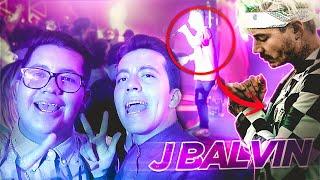 ¡CONCIERTO PRIVADO DE J BALVIN! - BAILAMOS MI GENTE | SKABECHE