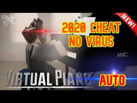 Roblox Advance Auto Piano Hack Cheat 2020 No Virus Use The New