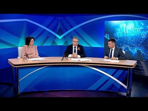 В Ставропольском крае прошла прямая линия с губернатором