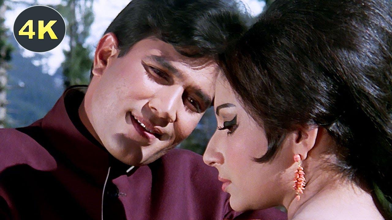 Download Gun Guna Rahe Hai Bhanvare   Aradhana   Bollywood Classic 4K Song   Rajesh Khanna   Sharmila Tagore