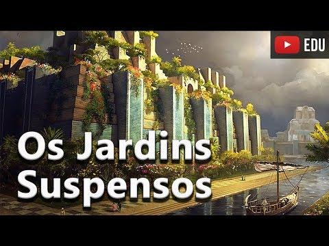 Os Jardins Suspensos da Babilônia - As 7 Maravilhas do Mundo Antigo #01