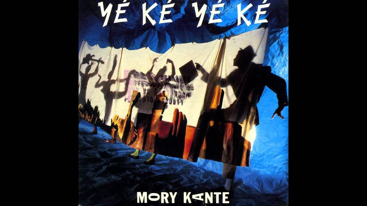 Mory Kante Yeke Yeke Afro Acid Mix Youtube