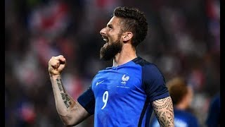 Gambar cover Olivier Giroud • The Beginning - Best Skills & Goals