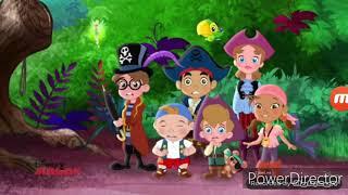 Jake y los Neverland Pirates Cajita Dice ''Aw Cocos!''
