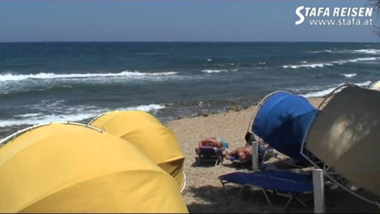Serita Beach Hotel Kreta Griechenland