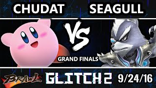 Glitch 2 Brawl - VGBC | Chudat (Kirby) Vs. VexX | Seagull (D3, Kirby, G&W, Wolf, Snake) SSBB GF