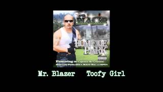 Mr. Blazer Toofy Girl