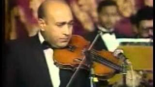 عزف منفرد كمان   فكروني   سعيد القصبجي حسين جنيد