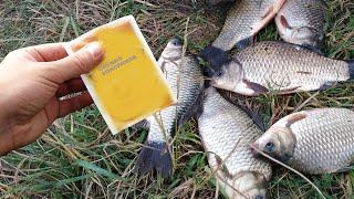 Рыба всегда клюёт сыпьте эту специю стоит копейки а рыба клюёт как на платнике