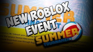 New ROBLOX Event! ROBLOX Summer Games!