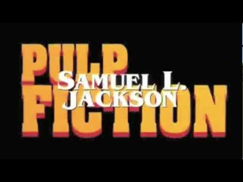 Pulp Fiction Opening Credits
