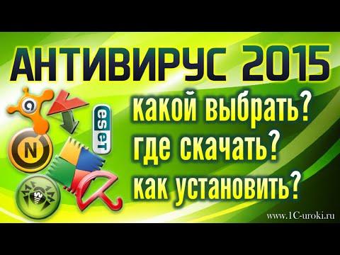 Лучшие антивирусы 2015.