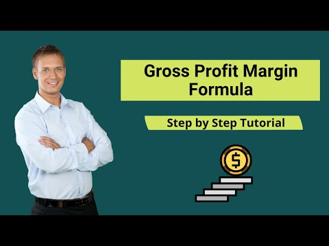 Gross Profit Margin Formula Calculation (with Examples) - YouTube