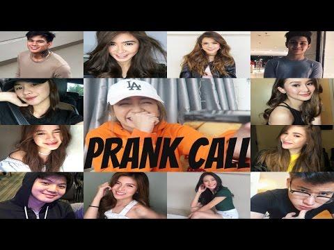Prank Calling your IDOLS!!