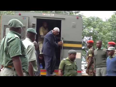 Former Finance Minister Chombo Remanded in Custody