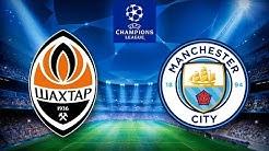 Schachtar Donezk - Manchester City | Champions League (Gruppe C)