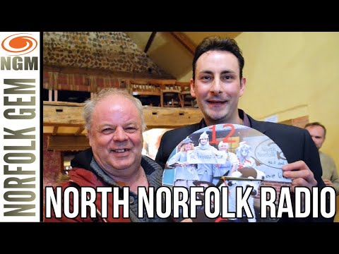Chris from North Norfolk Radio Emotional Farewell