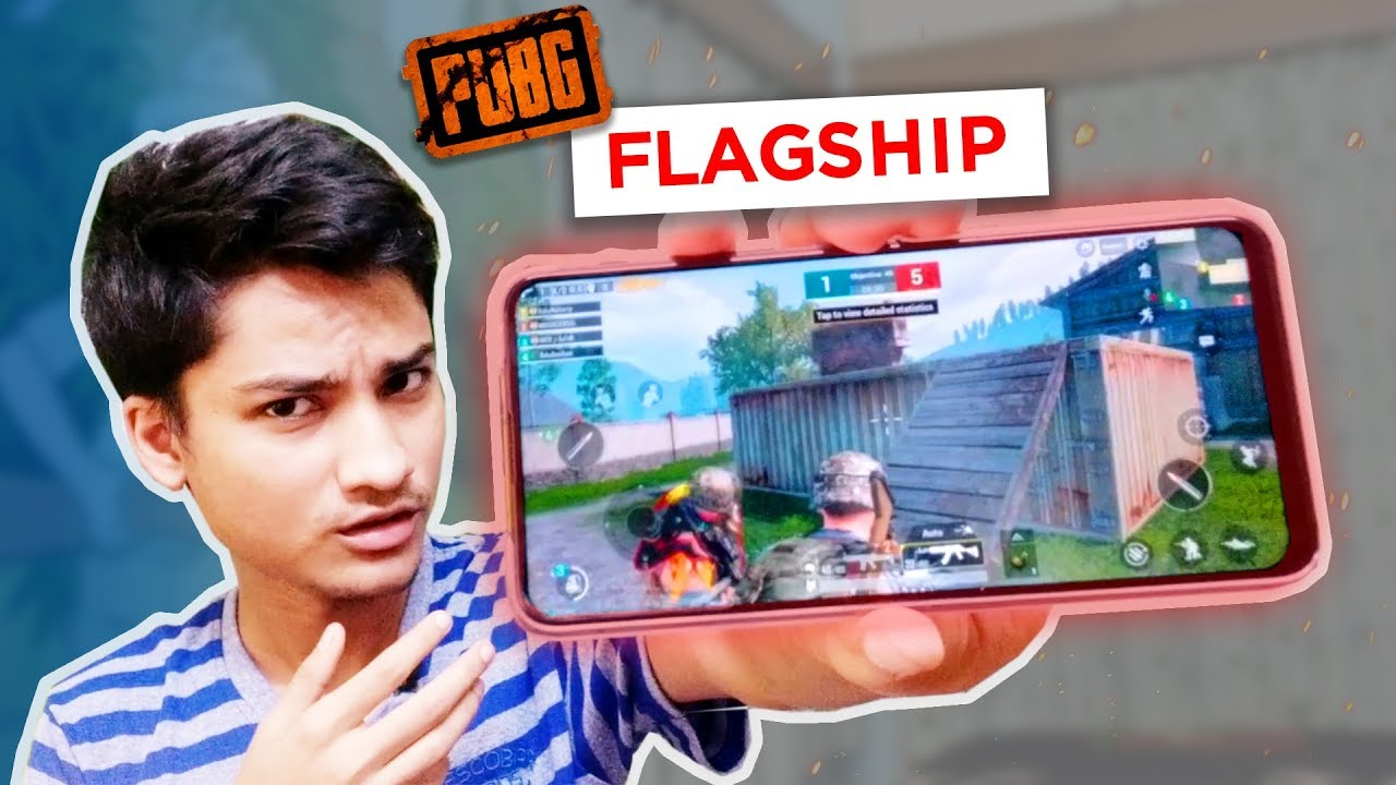 MY PUBG EXPERIENCE ON A FLAGSHIP DEVICE!! - Asus 6Z Gaming Review   HINDI