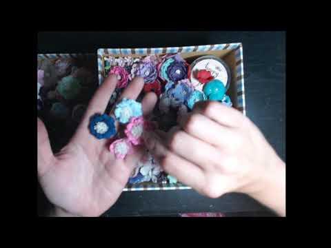 Handmade Mulberry Paper Flower Reveal! Lena Foeng