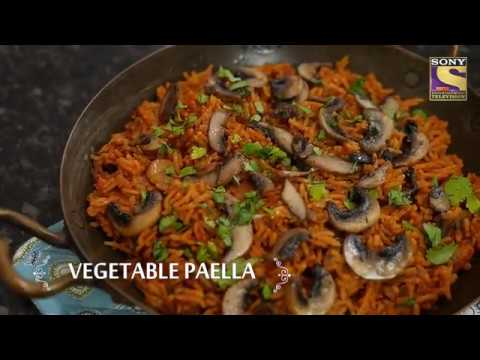 Mega Meals Recipe: Vegetable Paella