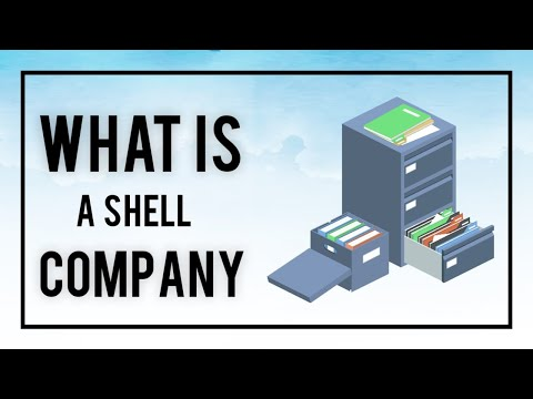 What is a Shell Company | Risk of Shell Companies | Where are Shell Companies located - AML Tutorial