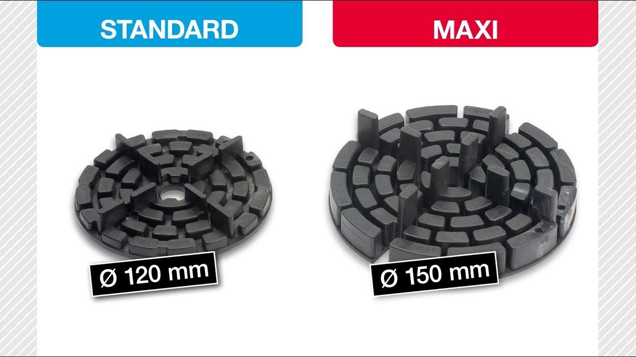 Plattenlager 250 x Distanzscheiben 2 mm für höhenverstellbares Stelzlager