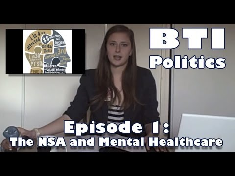 BTI Politics | Ep. 1 - Snowden's NSA Leaks & Mental Healthcare to Prevent Mass Shootings