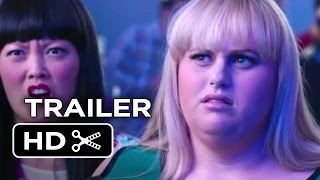 Pitch Perfect 2 TRAILER 2 (2015) - Anna Kendrick, Rebel Wilson Movie HD