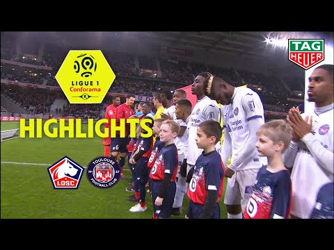 Lille Toulouse Goals And Highlights